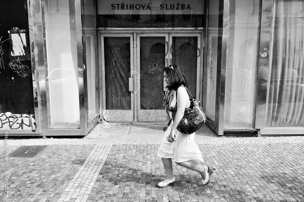 Untitled street photo - Jakub Jelinek